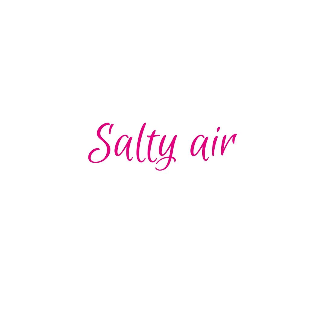 Insta-salty-air